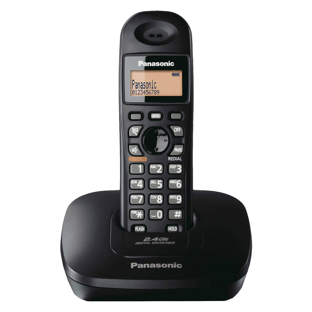 Panasonic Cordless  Phone  (Black)