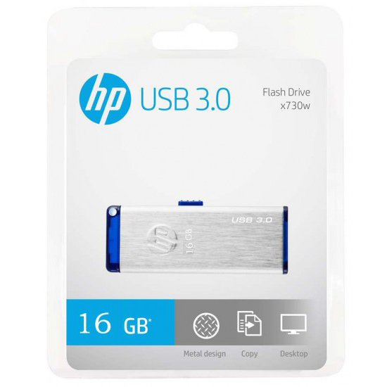 HP16 GB 3.0 pen drive