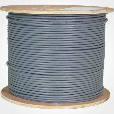 D-Link LAN Cable CAT6 305M Grey Roll