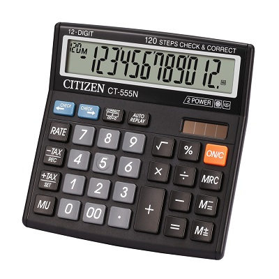 CITIZEN CALCULATOR CT-555N