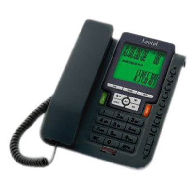Beetel M71 landline phone black